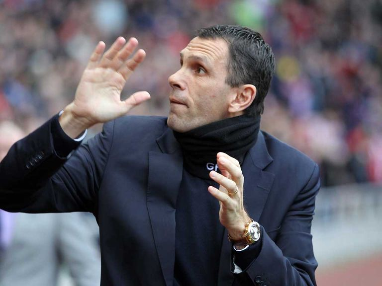 Gus Poyet: Knows what will be required in the coming weeks