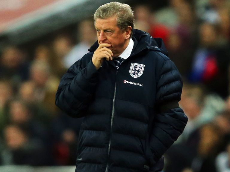 Roy Hodgson: Close to naming his World Cup squad