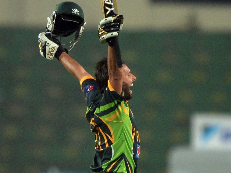 Shahid Afridi: Will play in match at Lord's