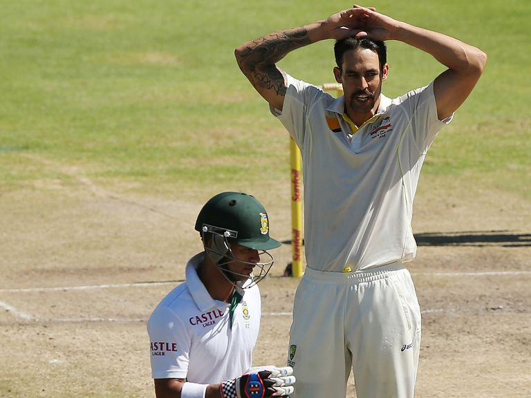 Mitchell Johnson: Ruled out of World T20