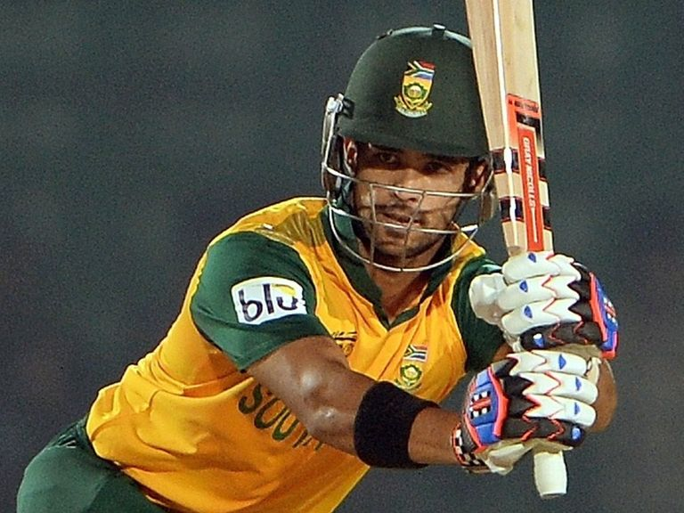 JP Duminy's knock was not enough to help the Daredevils