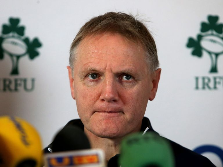 Joe Schmidt: Led Ireland to Six Nations success