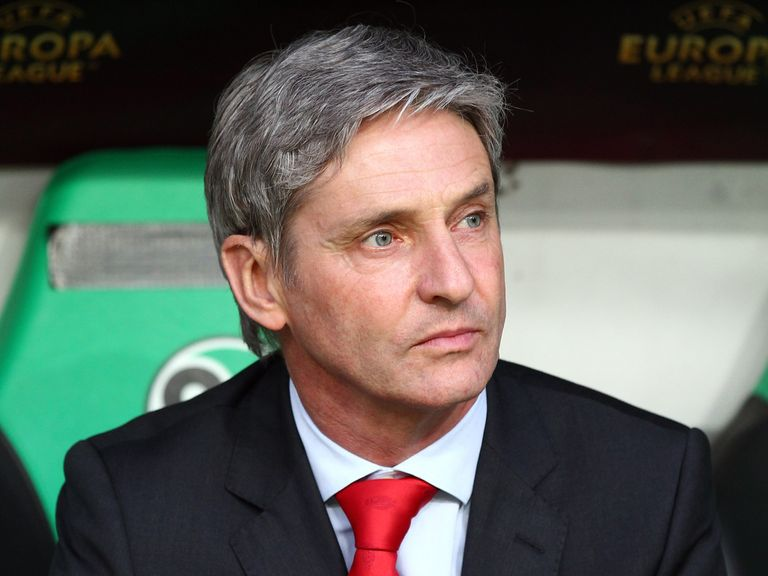 Jose Riga: New Charlton manager