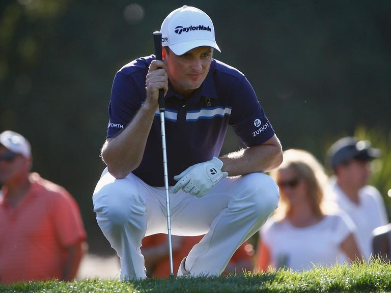 Justin Rose: Enjoys playing the Augusta National