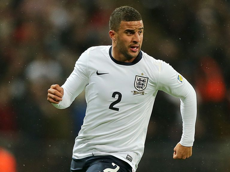 Kyle Walker: Increasing concern over availability for Brazil