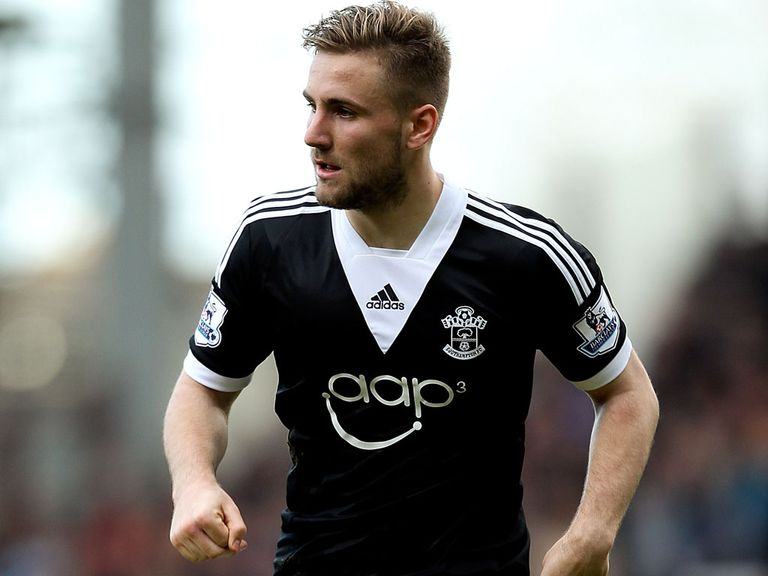 Luke Shaw: Not getting carried away with his current form