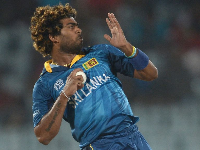 Malinga: Handed the job until March 2015