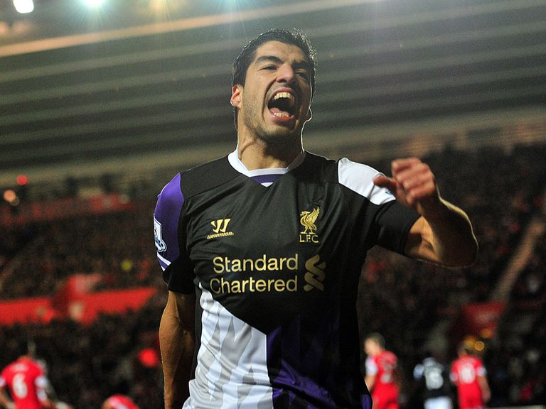 Luis Suarez: Heading for a new challenge in Spain