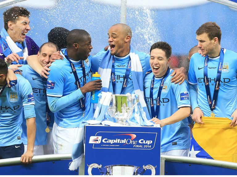 Manchester City: Can they win two more trophies?