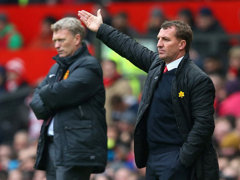 Brendan Rodgers: In the top four on merit