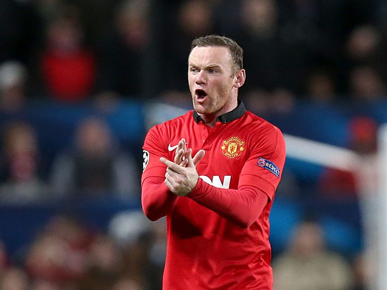 Wayne Rooney: Glad to be in the hat