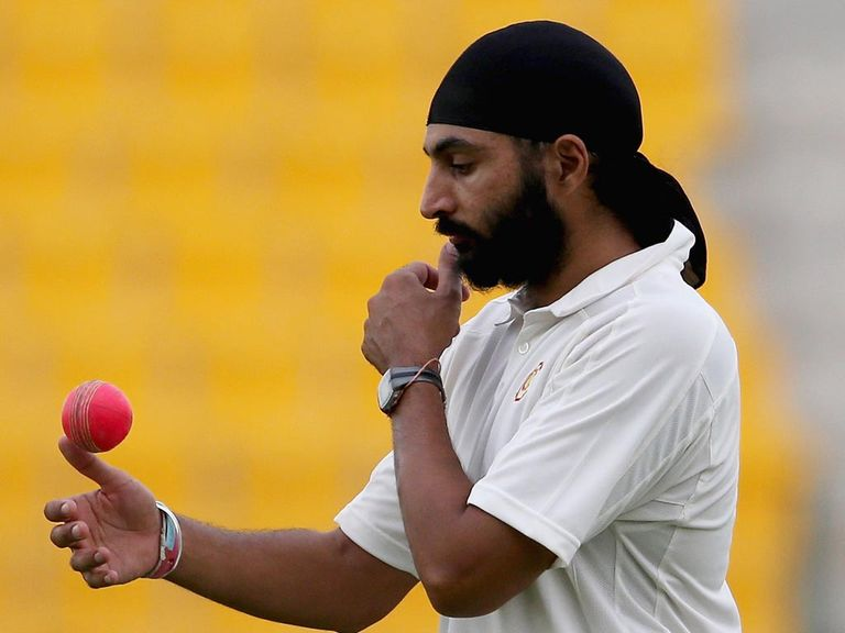 Monty Panesar: Sights set on an England recall