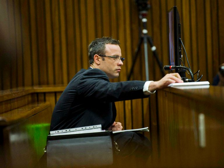 Oscar Pistorius: On trial