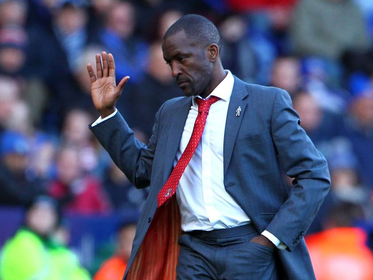 Chris Powell: Sacked with Charlton bottom of the league