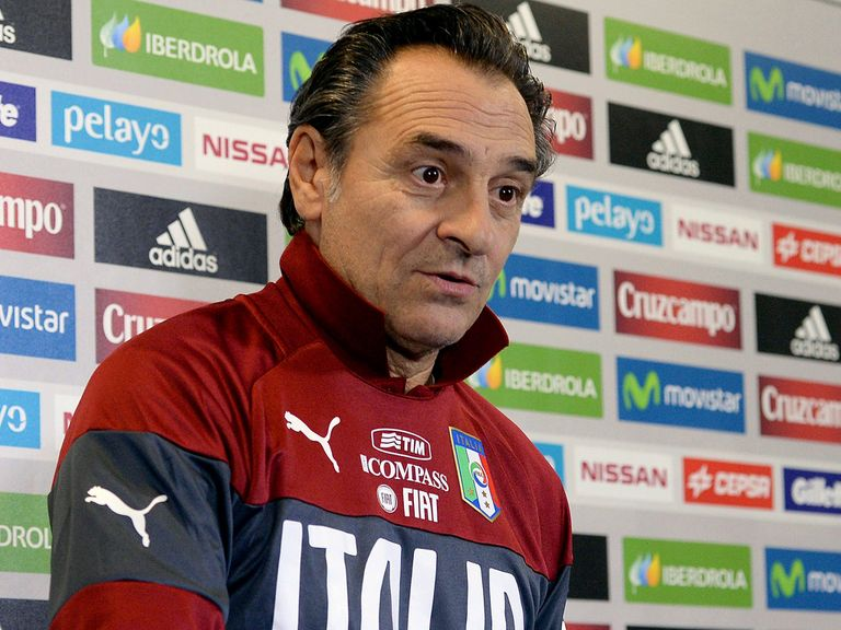 Cesare Prandelli: Taking over from Roberto Mancini at Galatasaray