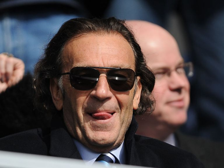 Massimo Cellino: Vowing to bring back the glory days at Leeds