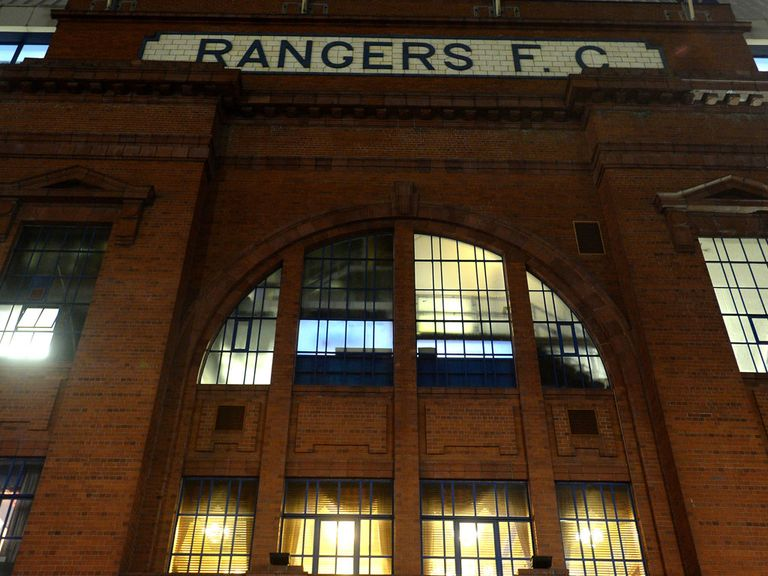 Rangers: 'Encouraged with the improved trading performance'