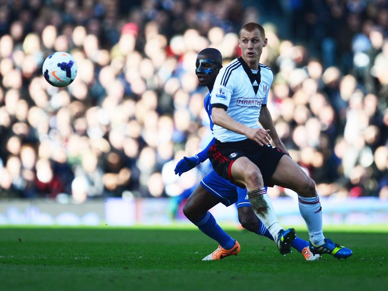 Steve Sidwell: Fulham have to do whatever it takes to survive