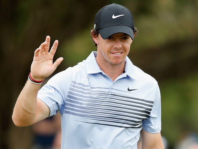 Rory McIlroy: Competes in the Shell Houston Open this week