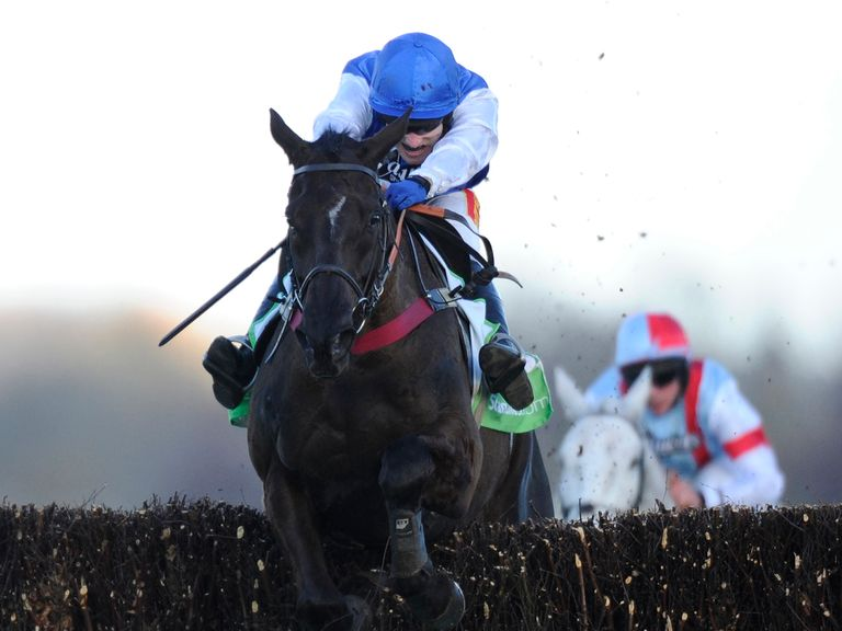Shangani: Completed an unusual double for Giant's Causeway