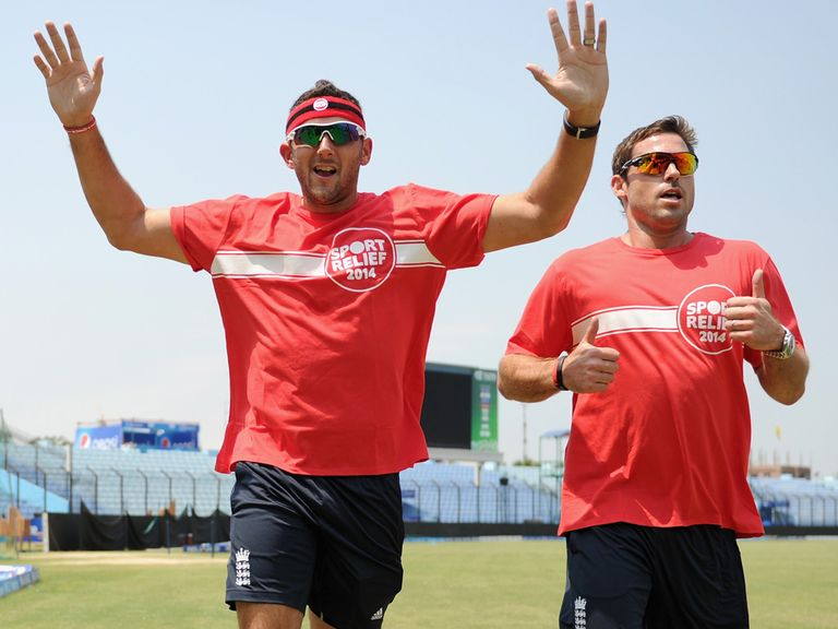 Bresnan and England are working hard to turn things around
