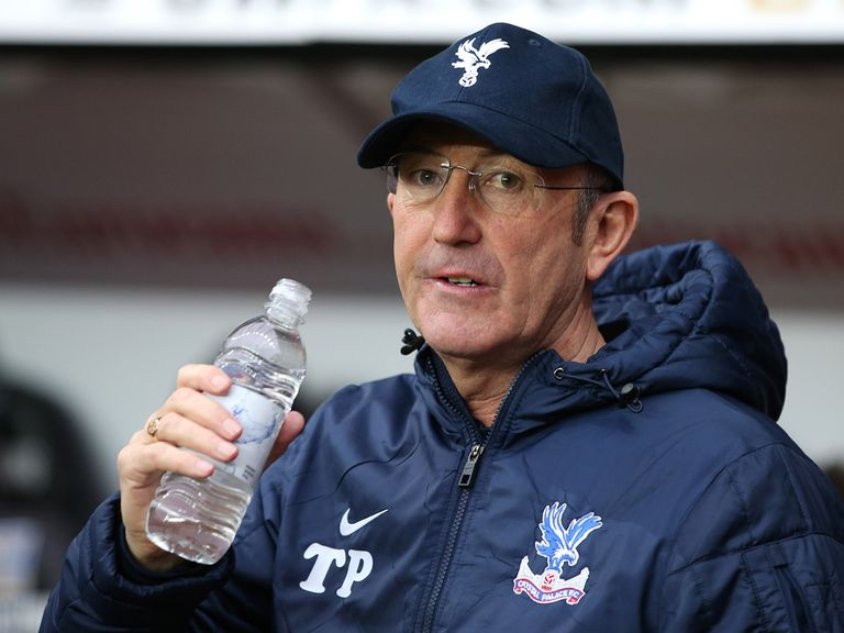 Tony Pulis: Can dent Liverpool's title bid on Monday