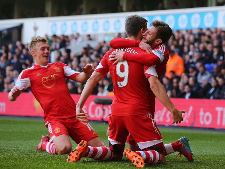 Southampton may have to settle for a point at home