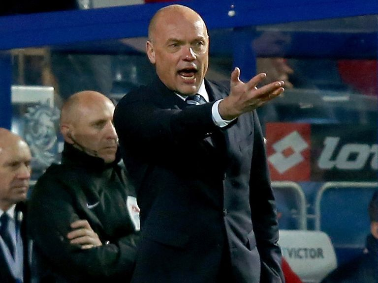 Uwe Rosler: Keen to beat Burnley