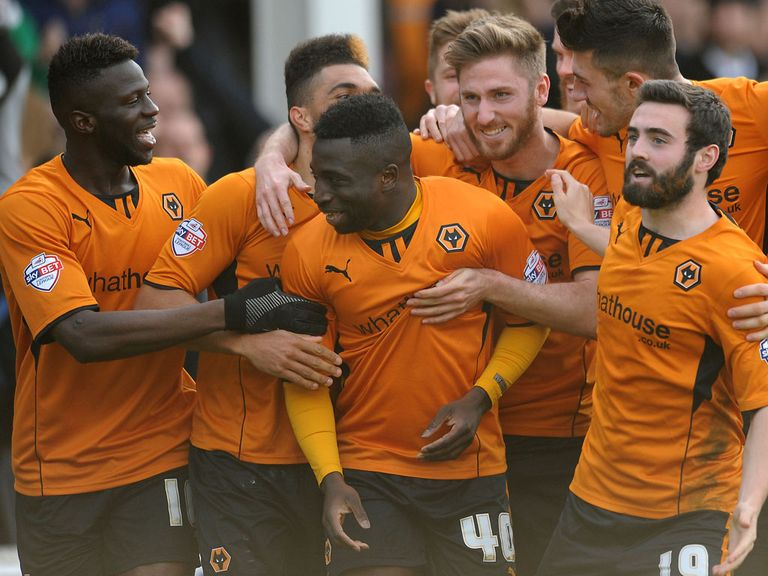 Wolves: Ready for a promotion party at Molineux