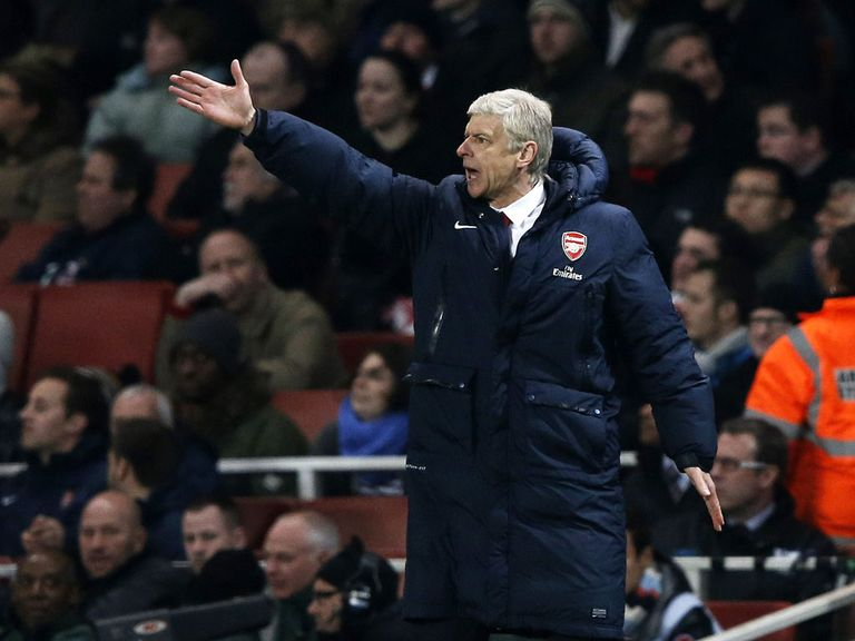 Wenger: Has to accept the opinion of others