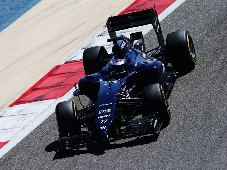 The Williams car can surprise in Melbourne this weekend