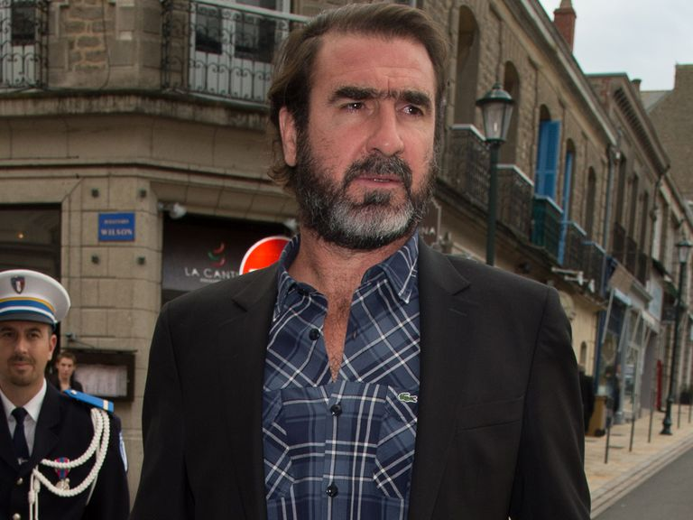 Eric Cantona: Arrested in London