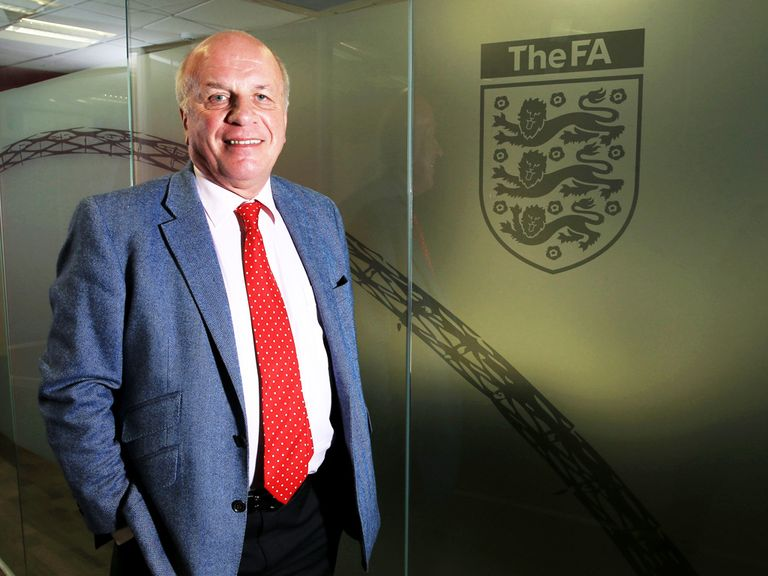 Greg Dyke: Set to announce Commission findings