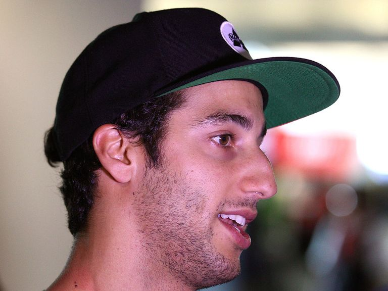 Daniel Ricciardo: Hopes to impress in Malaysia