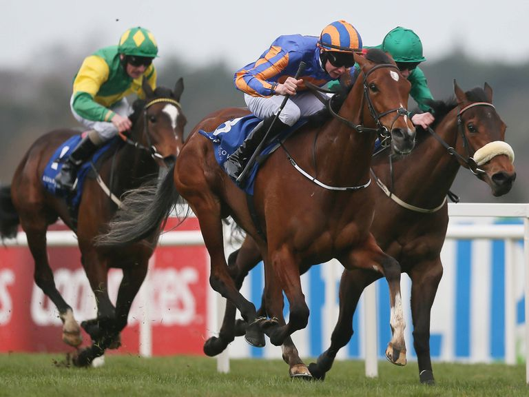 Bracelet: Could shine in the 1000 Guineas
