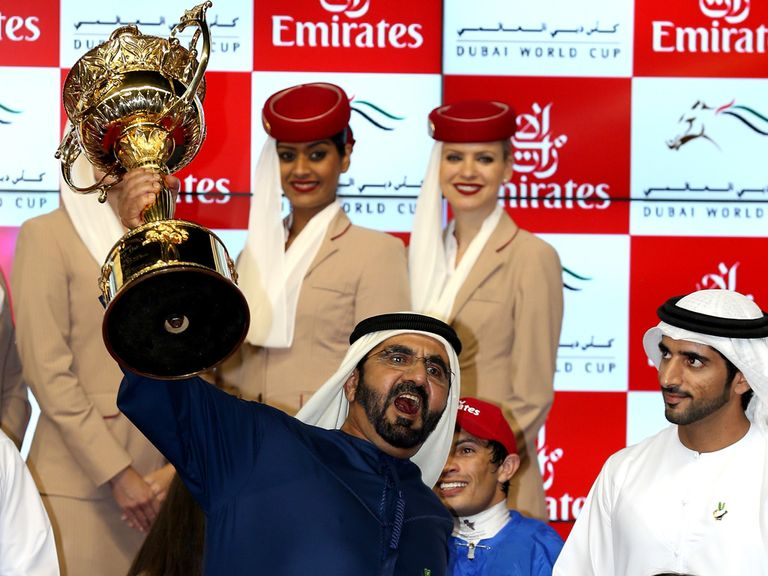 Sheikh Mohammed could move away from Newmarket