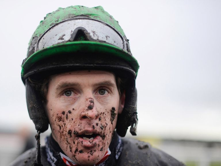Jason Maguire: Has been ruled out of Cheltenham