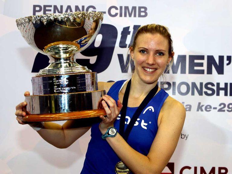 Laura Massaro: Won the World Championship