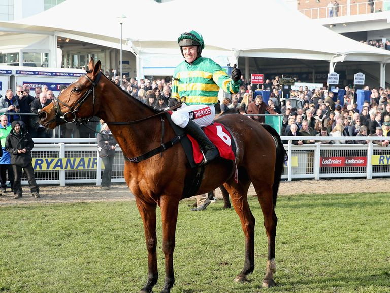 More Of That: Caused an upset in the Ladbrokes World Hurdle