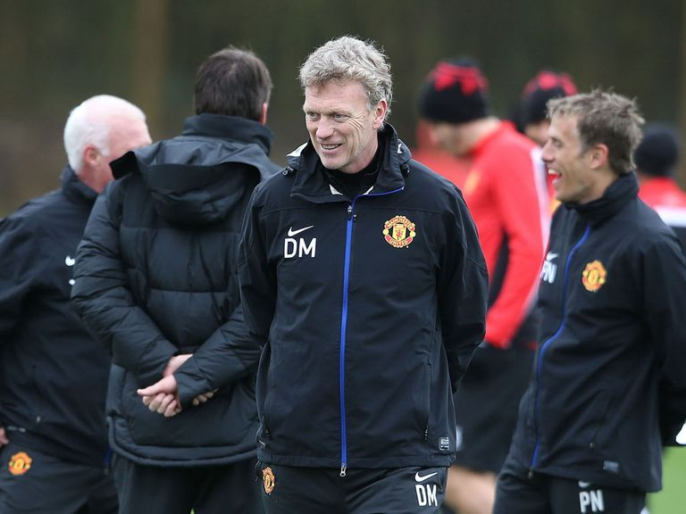 David Moyes faces a crunch three-game run