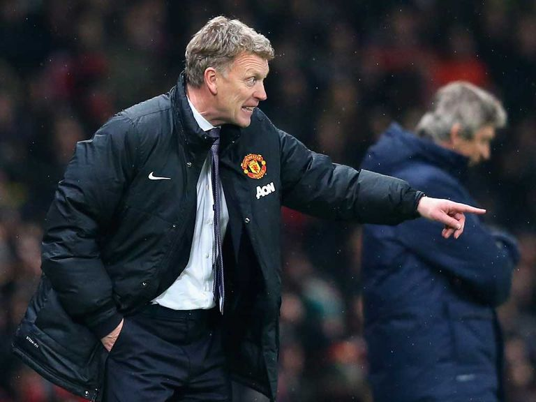 Moyes: Says Fergie would also have struggled with United's squad this season