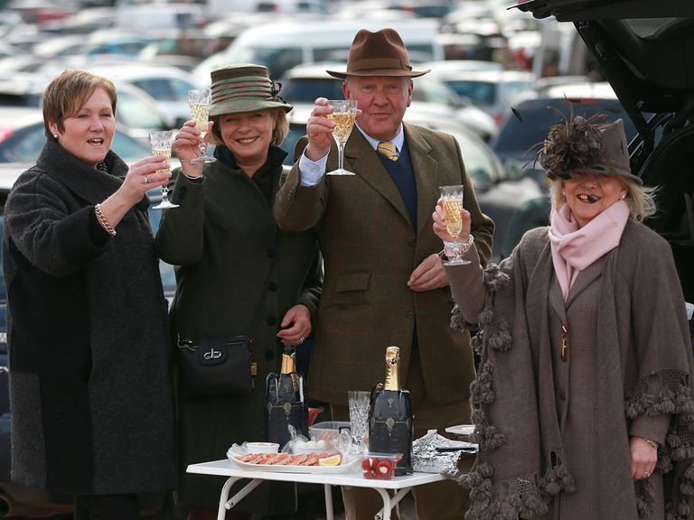 Will Cheltenham be raising a glass to the Moore family?
