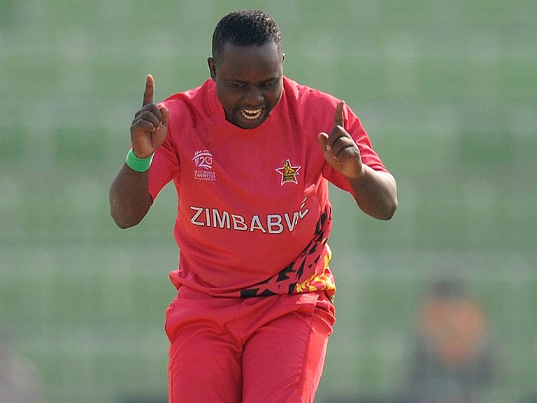 Prosper Utseya: Reported to ICC