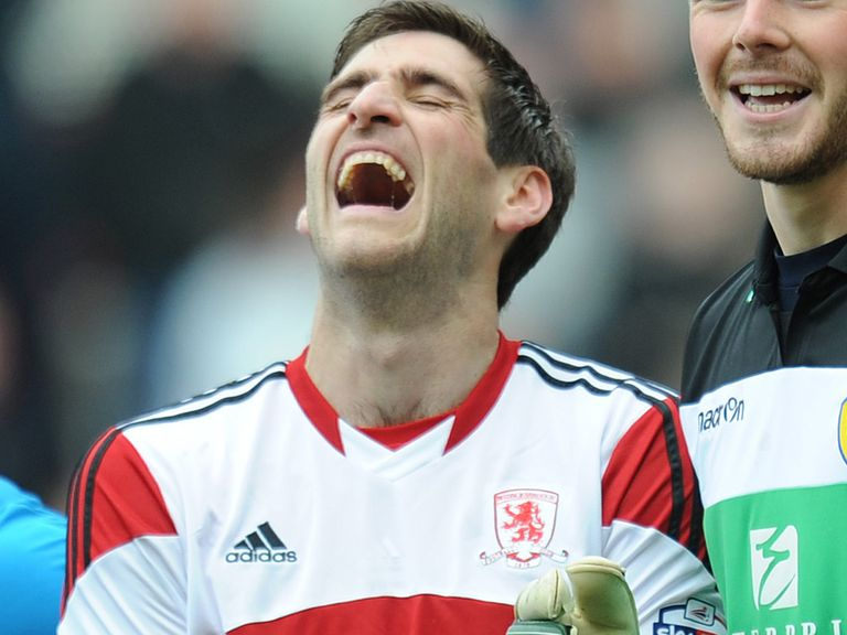Danny Graham: Could stay at Middlesbrough