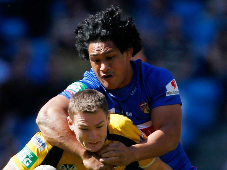 Taulima Tautai: Will join Wigan Warriors in November