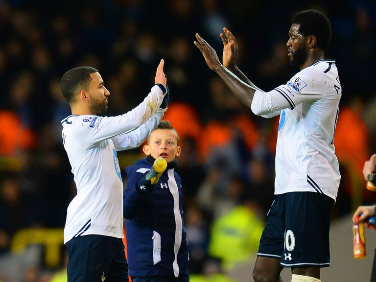 Spurs face Chelsea in the Saturday Night Football clash
