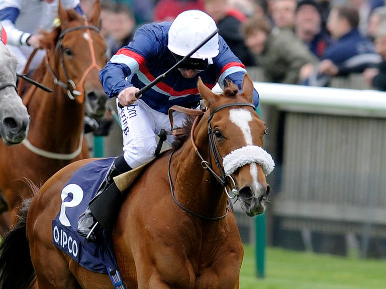 Tullius: Can land the Lincoln for in-form Andrew Balding