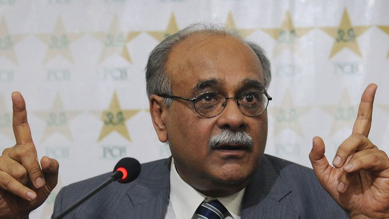 Najam Sethi says the PCB have been given assurances over fixtures and finances by the ICC