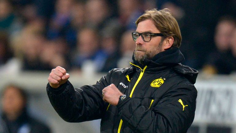 Jurgen Klopp: Signed new Dortmund deal in October