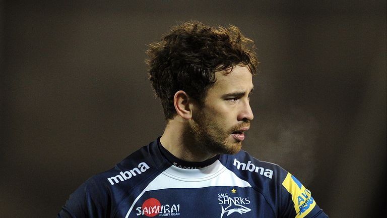 Danny Cipriani: Is hoping to play for England again after a six-year absence